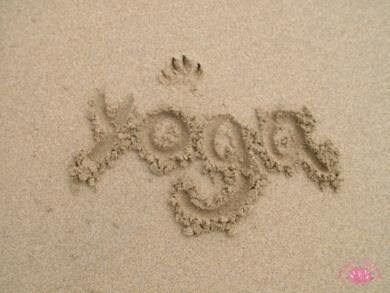 yoga bliss sand2